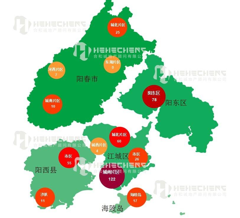 阳江市商品房网签地图图片