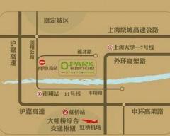 O?park 花园办公墅规划图