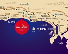 国瑞·红塘湾规划图