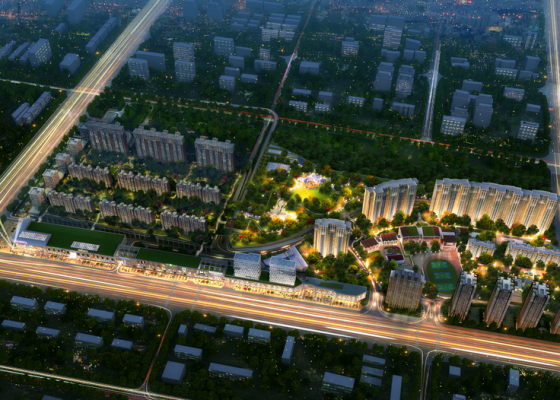 京投发展·公园悦府