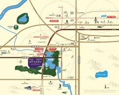 建邦原香溪谷规划图2