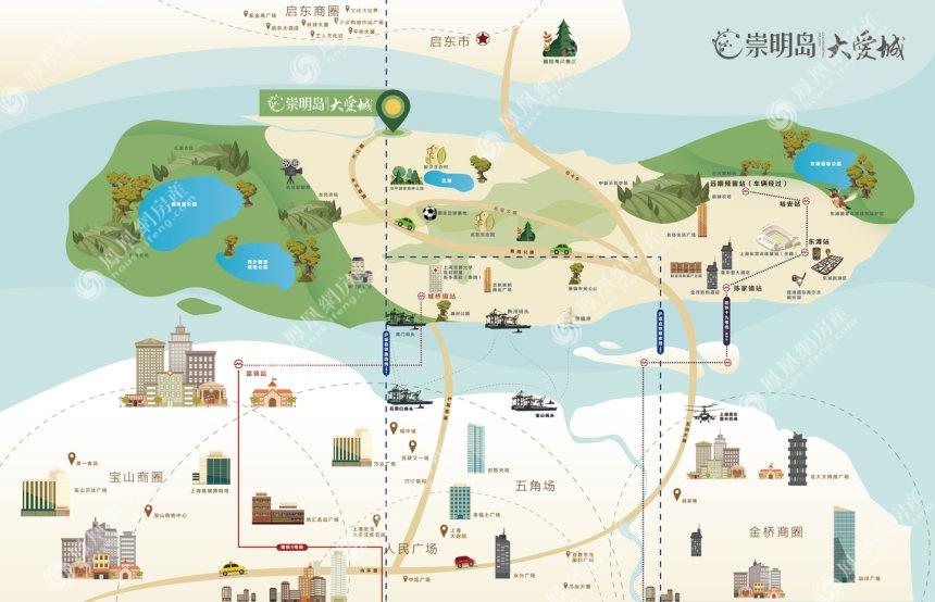 大爱城现场图5