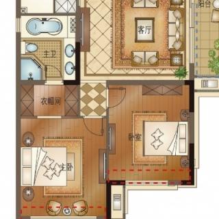 C5四室两厅两卫144㎡