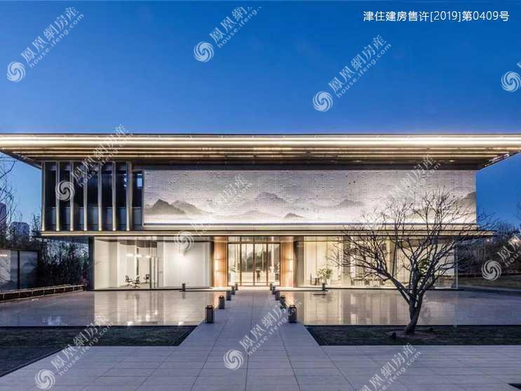龙湖春江郦城效果图1