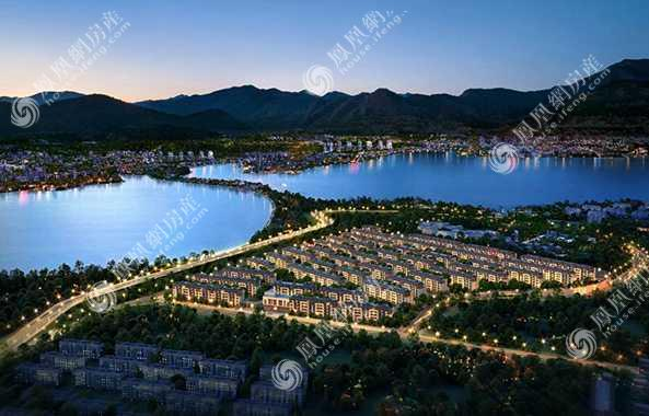 龙湖·熙湖悦著实景图3