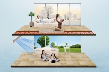 心海悦地暖空调一体机,为你开启舒适节能的生活