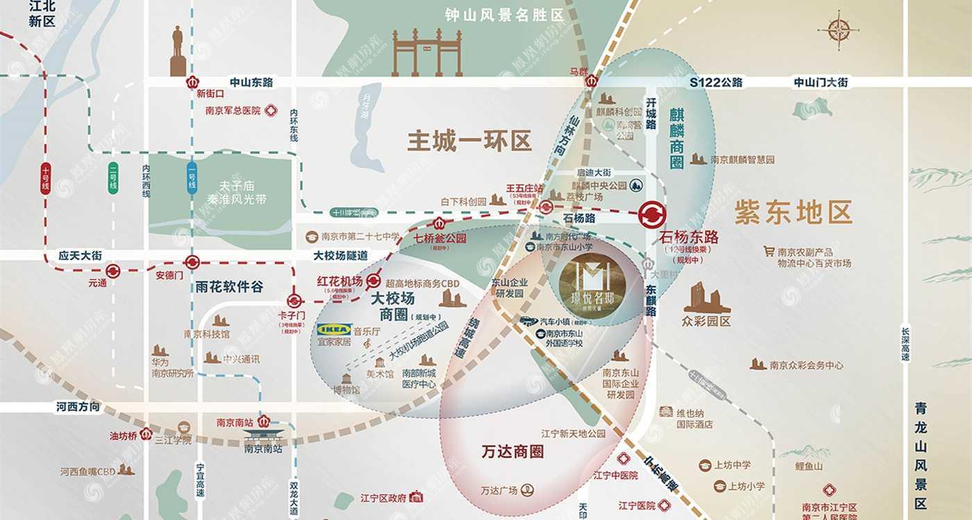 璟悦名邸实景图3