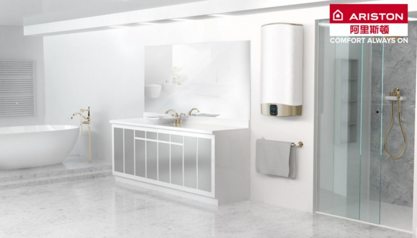 防疫带动分分时时彩理念升级 阿里斯顿抑菌电热水器有颜又有料